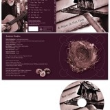 "CD PACKAGE DESIGN: Beth DeSombre ""At Home in This Town"""
