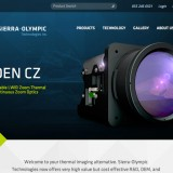 PROJECT: Sierra Olympic / ROLE: Frontend Web Development, Responsive Design